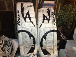 brians theif pro goalie pads and glove/blocker $500 obo