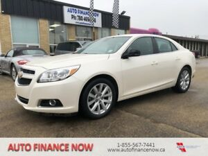 2013 Chevrolet Malibu LT w/2LT CHEAP PAYMENTS UBER DRIVERS CALL