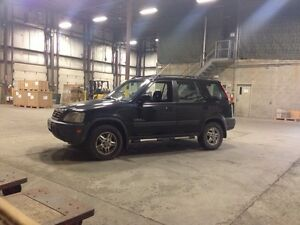 2001 Honda CRV GT Edition  London Ontario image 1