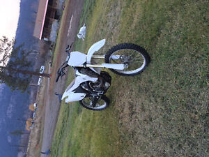 2008 yz450f Special Edition