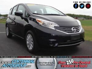 Nissan Versa Note S | 1.6L | i4-Cyl | 5-Speed Manual 2015