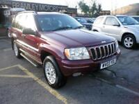 Jeep Grand Cherokee 2.7 CRD Auto Limited * OUTSTANIDNG EXAMPLE * LOW MILEAGE *