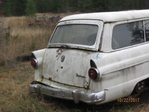 1955 FORD FAIRLANE FORD-OMATIC CLASSIC FOR RESTORATON OR PARTS