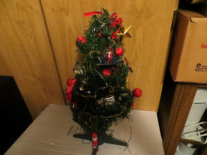 Two Mini Christmas trees Kitchener / Waterloo Kitchener Area image 2
