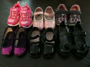 Toddler girls shoes sizes 4-6