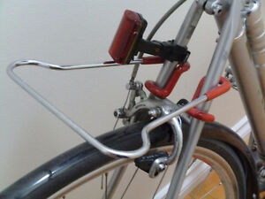 Bicycle Bag Support