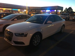 2013 audi A4(sold)