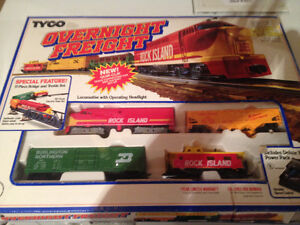 HO Scale Train Set and Accessories   - REDUCED