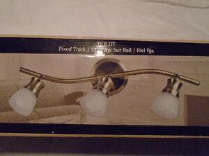 eclairage sur rail