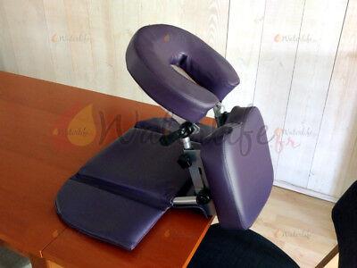 Massage Desktop Stufenlose einstellung Tragetasche Kopfstütze Tisch aufstellung