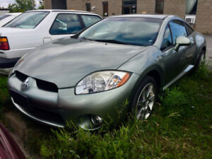 2008 Mitsubishi GT 3.8 6sp with 110K! 7500$!!