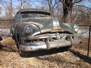 1952 VERY RARE SEDAN DELIVERY         RAT ROD WAITING TO BE BORN