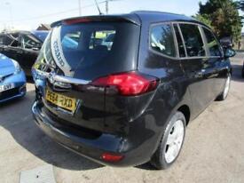 2014 Vauxhall Zafira Tourer 1.8 i VVT 16v Exclusiv 5dr
