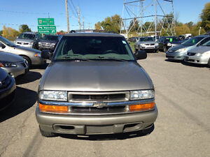 2002 Chevrolet Blazer SUV, Crossover