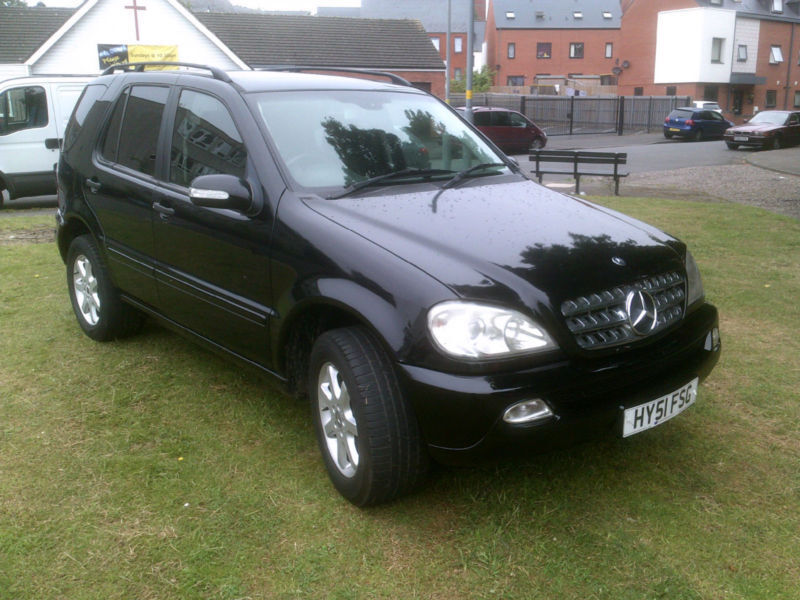 Mercedes benz ml 270 cdi auto 7 seater in washwood heath for Mercedes benz seven seater