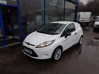 2013 FORD FIESTA 1.4 TDCI - ALLOYS - ONLY 41K MILES CAR DERIVED VAN DIESEL