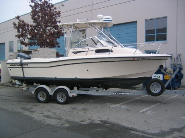 Used 1999 Other Grady White Seafarer 226