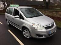 Vauxhall Zafira 1.6i 16v Life 50000 miles from new !