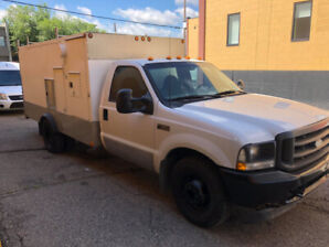 2002 Ford F350 XL Super Duty *Furnace Truck*