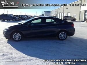 2016 Chevrolet Cruze LT   - $123.14 B/W - Low Mileage
