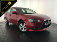 2011 MITSUBISHI LANCER GS2 DI-D DIESEL 5 DOOR HATCBACK FINANCE PX WELCOME
