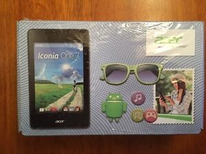 "Acer Iconia One 7"" Android Tablet - Brand New"