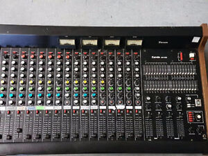 16 Channel Carvin MX soundboard