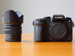 Panasonic Lumix G7 with 14-42mm Kit Lens