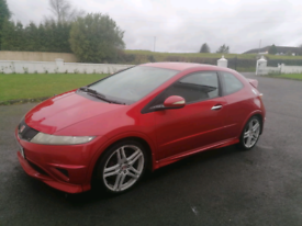 2007 Honda Civic Type S 1.8 petrol. Low mileage.