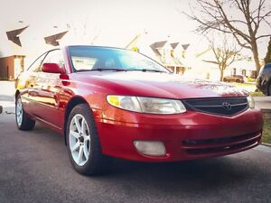 2000 Toyota Camry Solara 4cyl automatic West Island Greater Montréal image 1