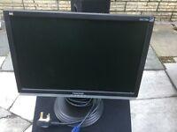 "Viewsonic 16"" LCD screen"