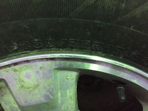 3 tires 235/75 R17 Prince George British Columbia image 3