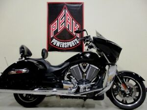 2010 Victory Motorcycles Cross Country