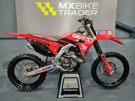 2020 HONDA CRF 450 CRF450R - IMMACULATE - LOW USE - GEICO GRAPHICS - L@@K