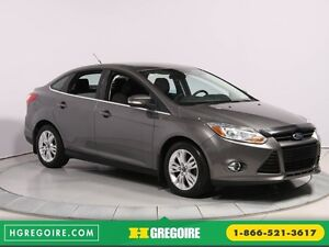 2012 Ford Focus SEL AUTO A/C GR ELECT MAGS BLUETHOOT