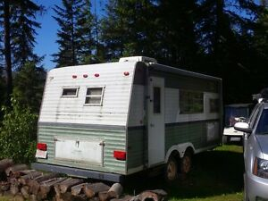 Free to first taker - Jayco Travel Trailer