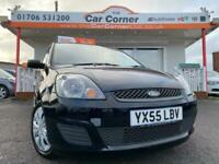 2005 Ford Fiesta STYLE 16V used cars Rochdale, Greater Manchester Auto Hatchback