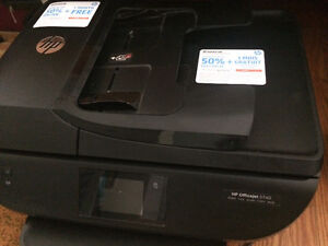 HP OFFICEJET 5740-NEEDS TO SELL ASAP