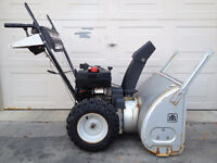 "Landmark 28"" self propelled Snowblower"
