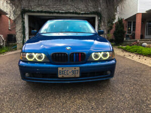 2003 BMW 530i Manual AS-IS