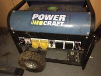 Generator spare or repair