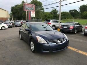 Nissan Altima 2.5 S-AUTO-JAMAIS ACCIDENTER 2012