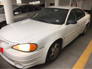 Grand Am Pontiac 2002