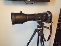 Sigma 150-600 sport canon mount