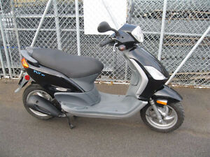 2007 Piaggio fly 150 moped