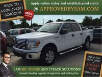 "Ford F-150 SuperCrew XTR 4X4 - TEXT ""AUTO LOAN"" TO 519 567 3020"