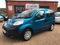 2011 Peugeot Bipper 1.4 ( 74bhp ) Tepee S Blue MPV, **ANY PX WELCOME**