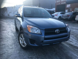 2011 toyota RAV4 automatique,4cyls,4X4,142000KM,FOR EXPORT