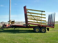 1063 New Holland Bale Wagon $7000 OBO