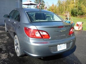 2008 Chrysler Sebring Limited Sedan AWD Cornwall Ontario image 7
